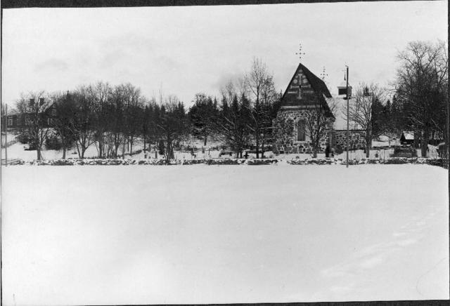 Gksby missionshus, invigt 1892, Gksby, Tegelsmora socken