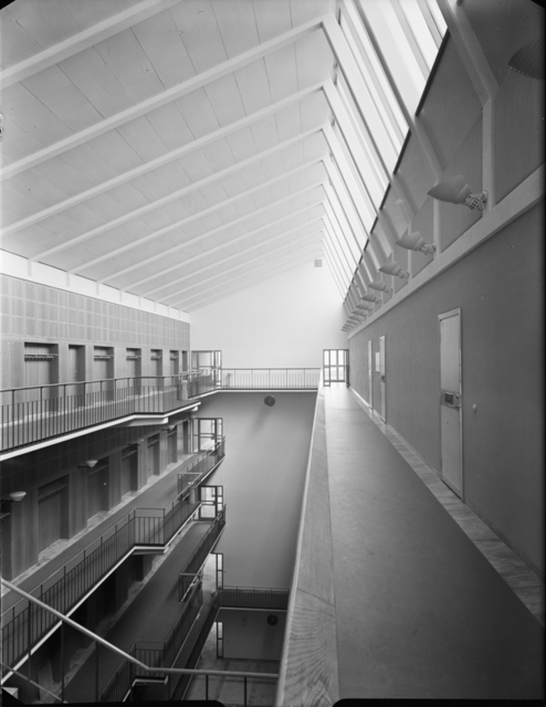 KTH - Kungliga tekniska högskolan Ljushallen Interiör