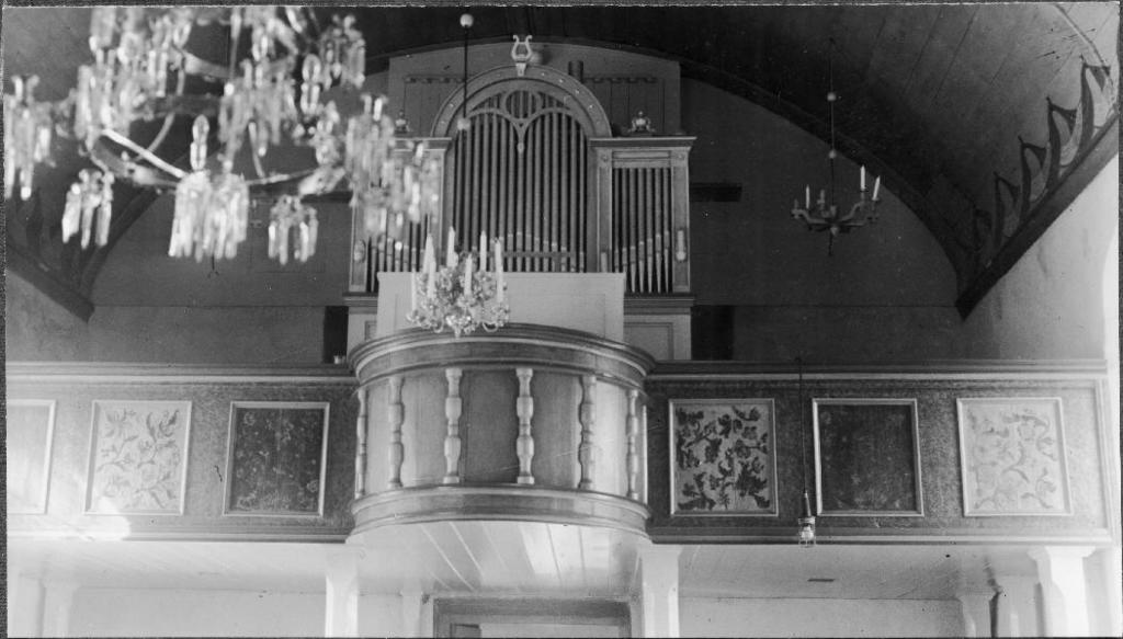 Sdra sarps kyrka - PICRYL Public Domain Image