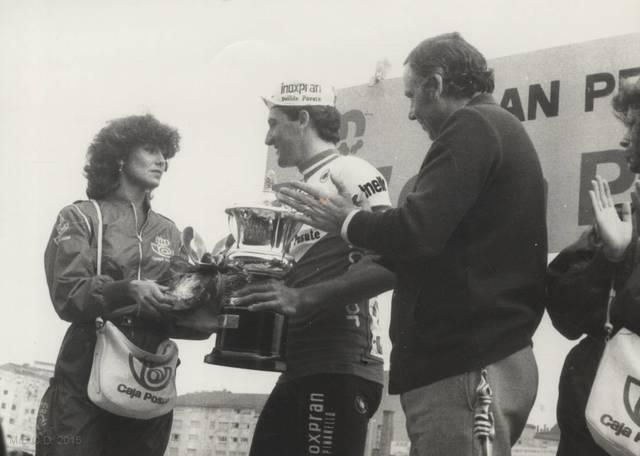 [Vuelta Ciclista a España 1981] [Material gráfico]