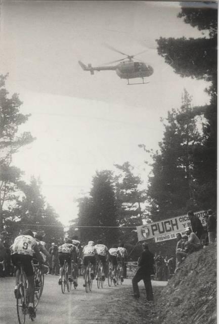 [Vuelta Ciclista a España 1982] [Material gráfico]