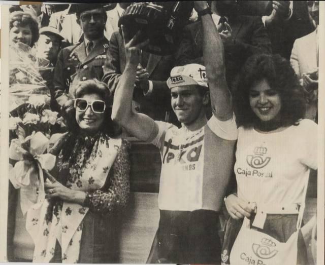 [Vuelta Ciclista a España 1983] [Material gráfico]