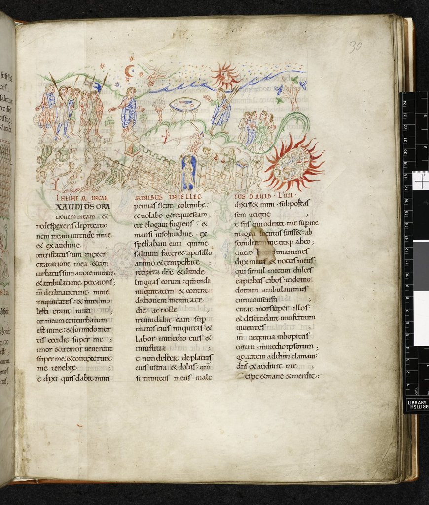 Added drawing from BL Harley 603, f. 30