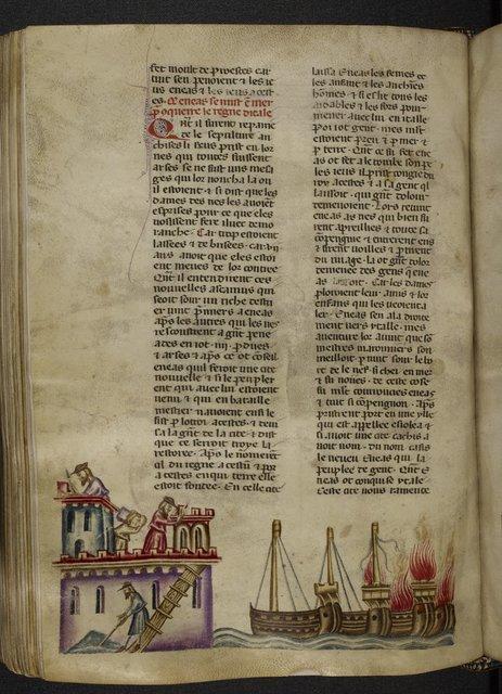Aegesta from BL Royal 20 D I, f. 200v