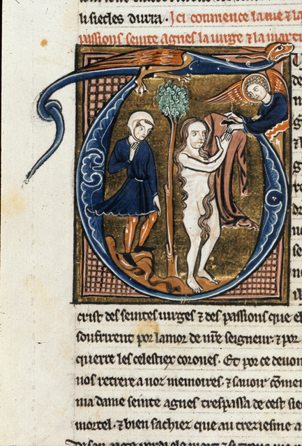 Agnes from BL Royal 20 D VI, f. 68v