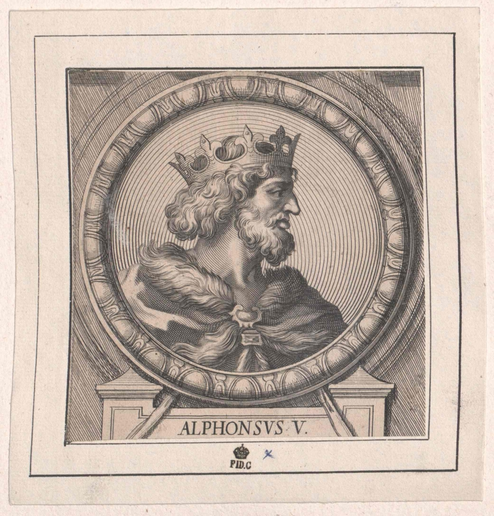Alfons V., König von León
