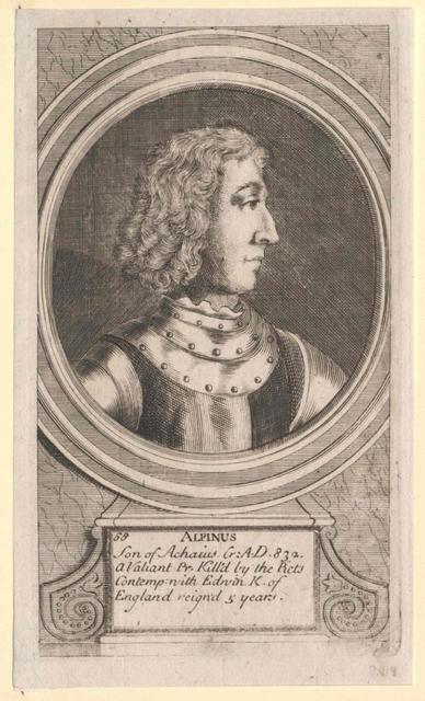 Alpinus, König von Schottland
