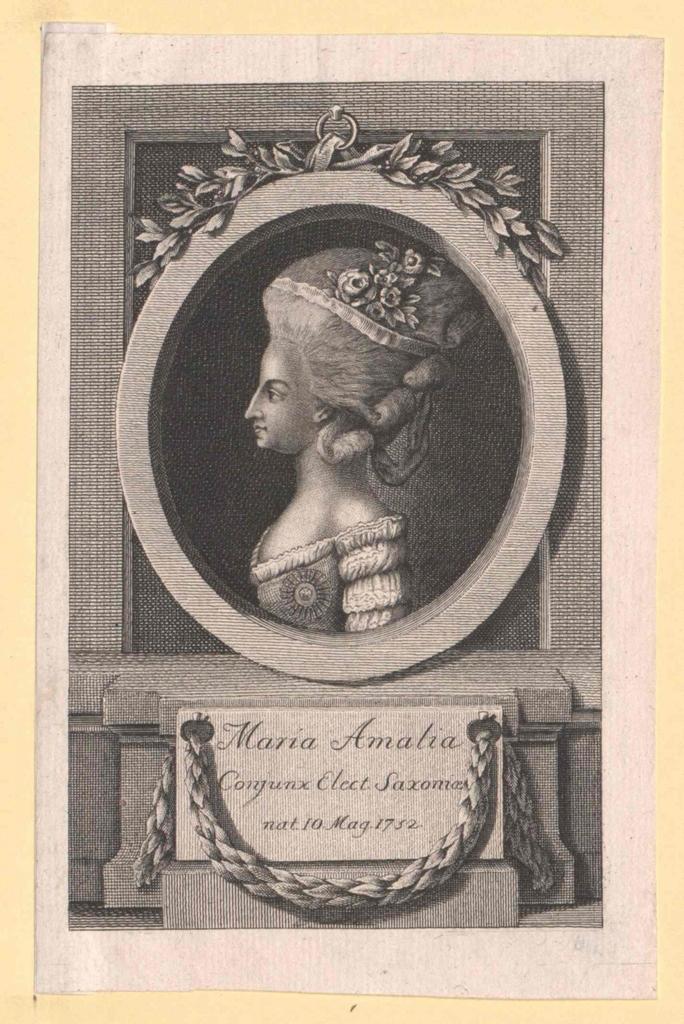 Amalie Auguste, Prinzessin von Pfalz-Zweibrücken-Birkenfeld