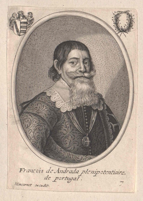 Andrada Leitao, Francisco de