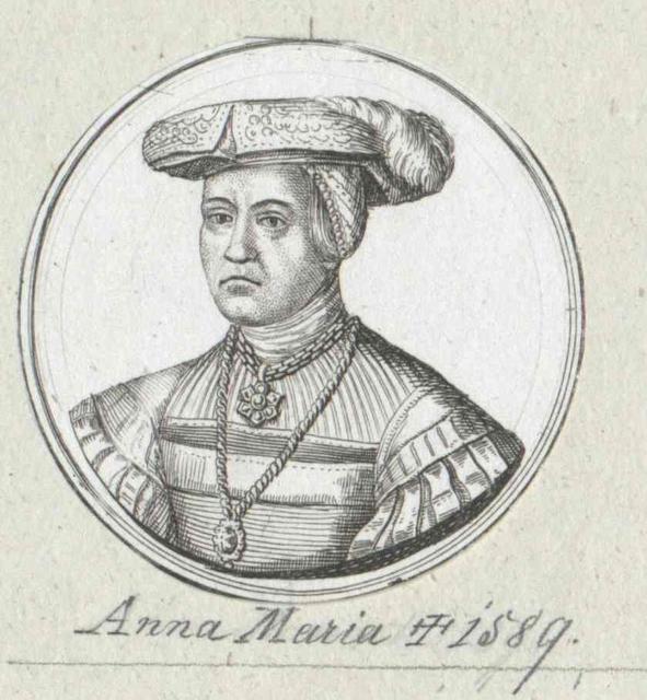 Anna Maria of Brandenburg-Ansbach