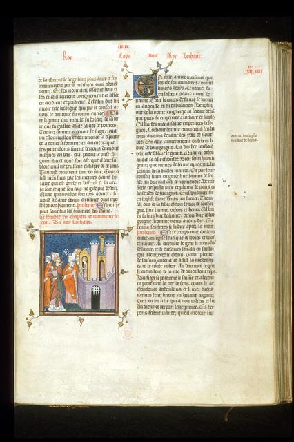 Ansegisus from BL Royal 16 G VI, f. 255