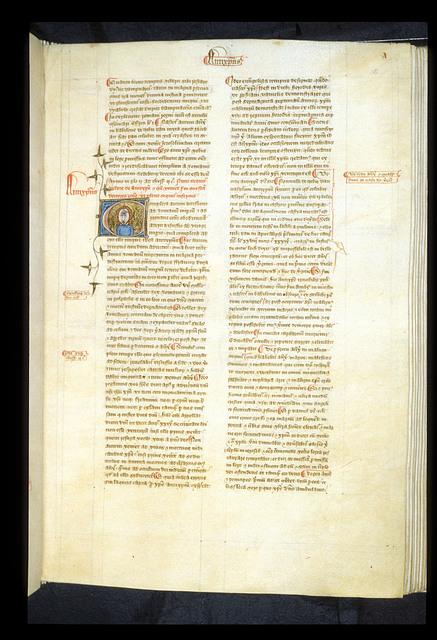 Antichrist from BL Royal 6 E VI, f. 102