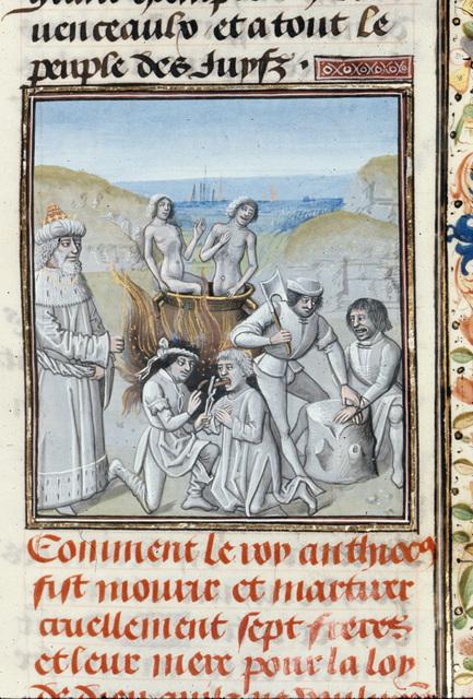 Antiochus from BL Royal 15 D I, f. 178