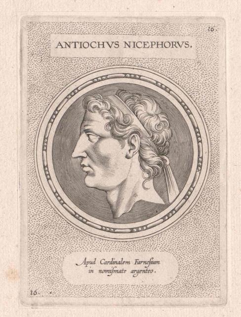 Antiochus VI. Dionysus, König von Syrien