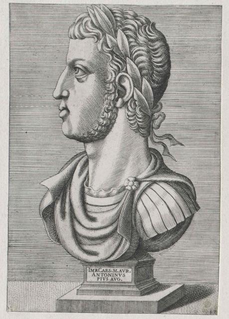 Antoninus Pius, römischer Kaiser