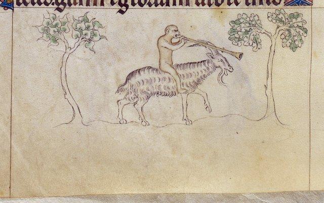 Ape from BL Royal 2 B VII, f. 194v