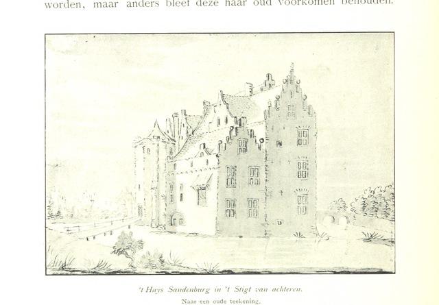 """architecture from """"Onze Gouden Eeuw. De Republiek der Vereenigde Nederlanden in haar bloeitijd ... Geïllustreerd onder toezicht van J. H. W. Unger"""""""