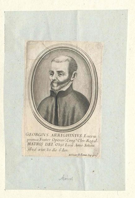 Arrighinius, Georgius