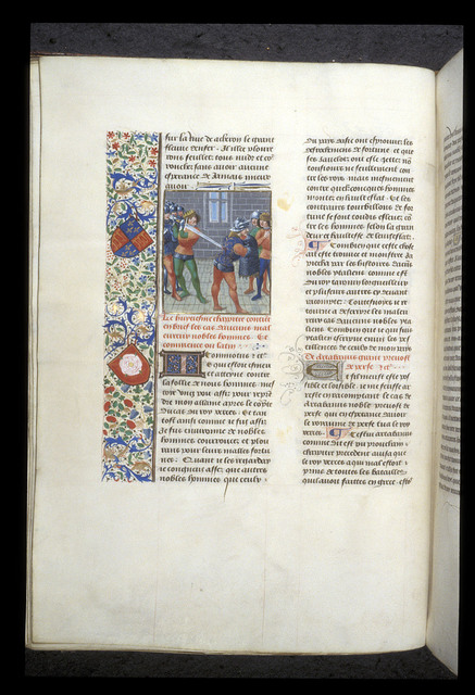 Artabanus from BL Royal 14 E V, f. 144v