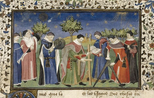 Astronomy and geometry from BL Royal 20 B XX, f. 3
