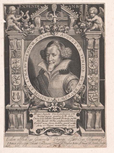 August der Jüngere, Herzog von Braunschweig-Wolfenbüttel