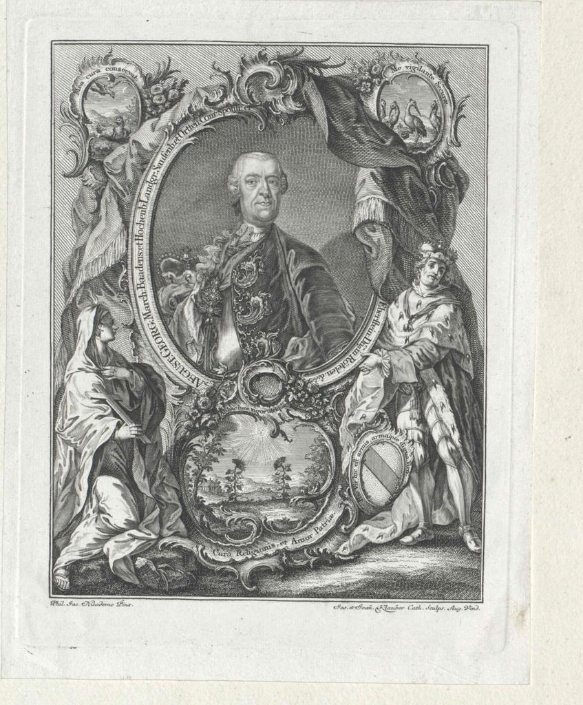 August Georg, Markgraf von Baden-Baden