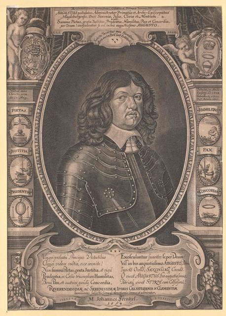 August, Herzog von Sachsen-Weissenfels