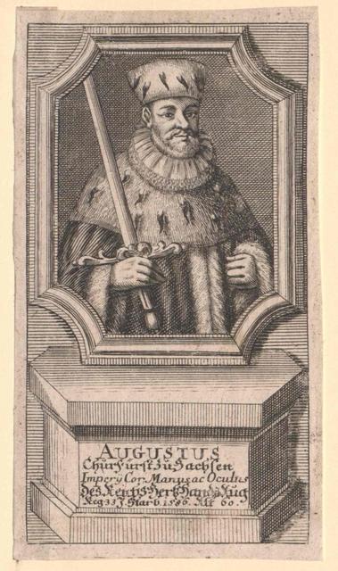 August, Kurfürst von Sachsen
