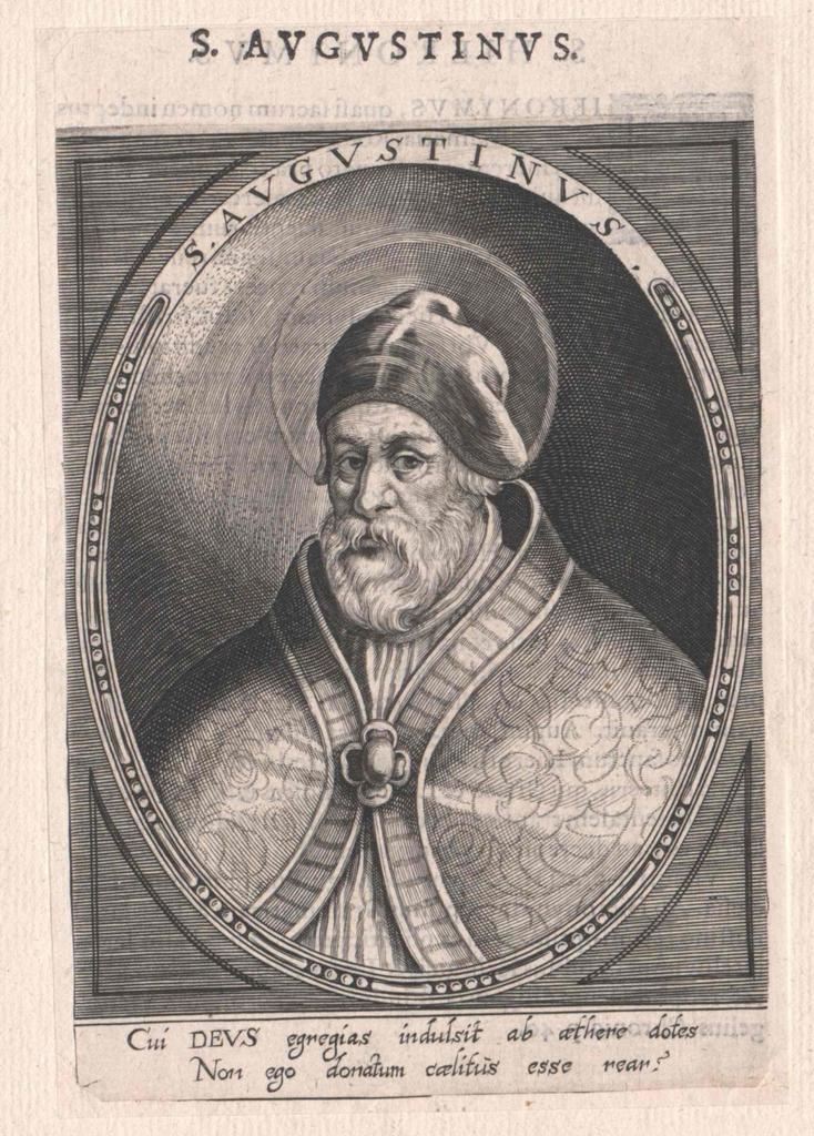 Augustinus von Hippo, Heiliger