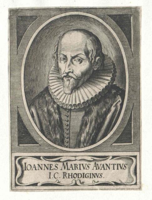 Avanzi, Giovanni Mario