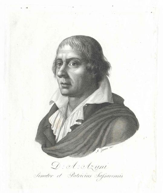 Azuni, Domenico Alberto