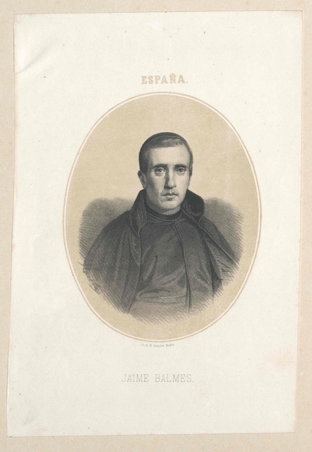 Balmes, Jaime Luciano