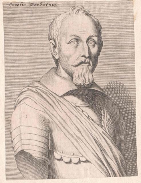 Barberini, Duca de Monterotondo, Carlo