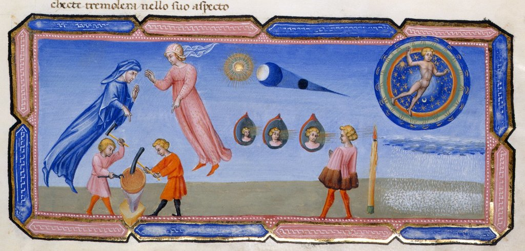Beatrice from BL YT 36, f. 132