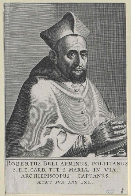 Bellarmin, Robert