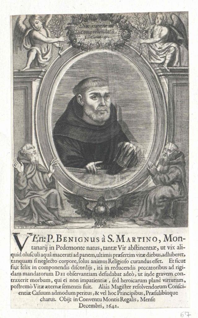 Benignus a Sancto Martino