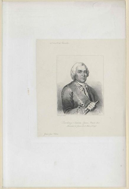 Berchény, Ladislas Ignace Comte