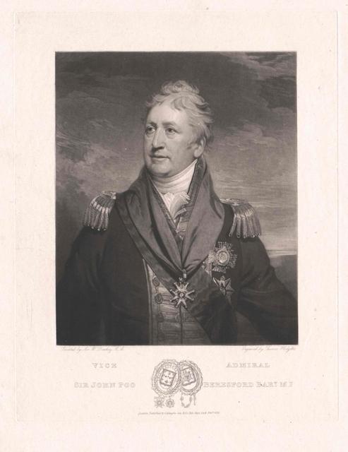 Beresford, 1. Baronet Beresford, Sir John Poo