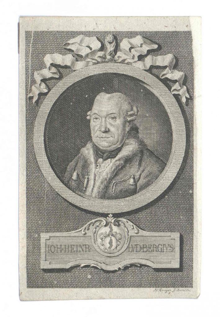 Bergius, Johann Heinrich Ludwig