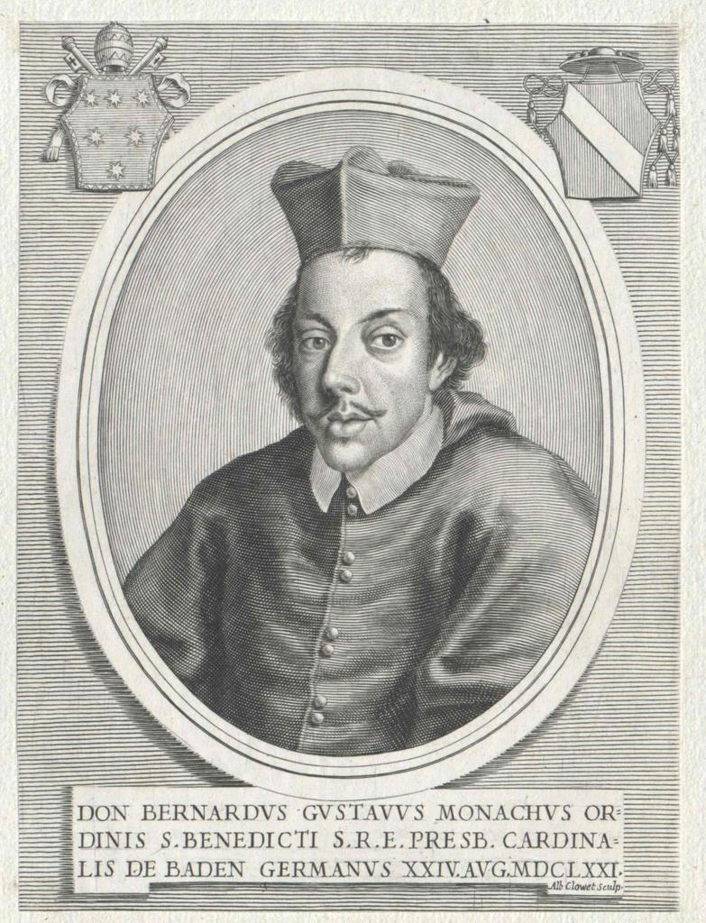 Bernhard Gustav, Markgraf von Baden-Durlach