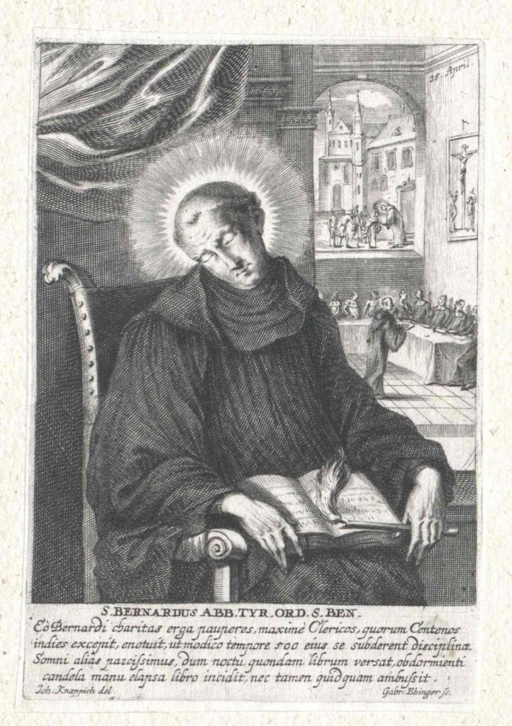 Bernhard von Tiron, Heiliger