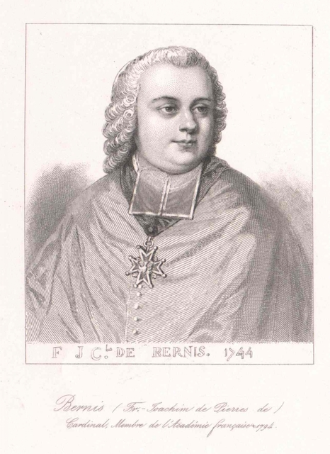 Bernis, François Joachim de