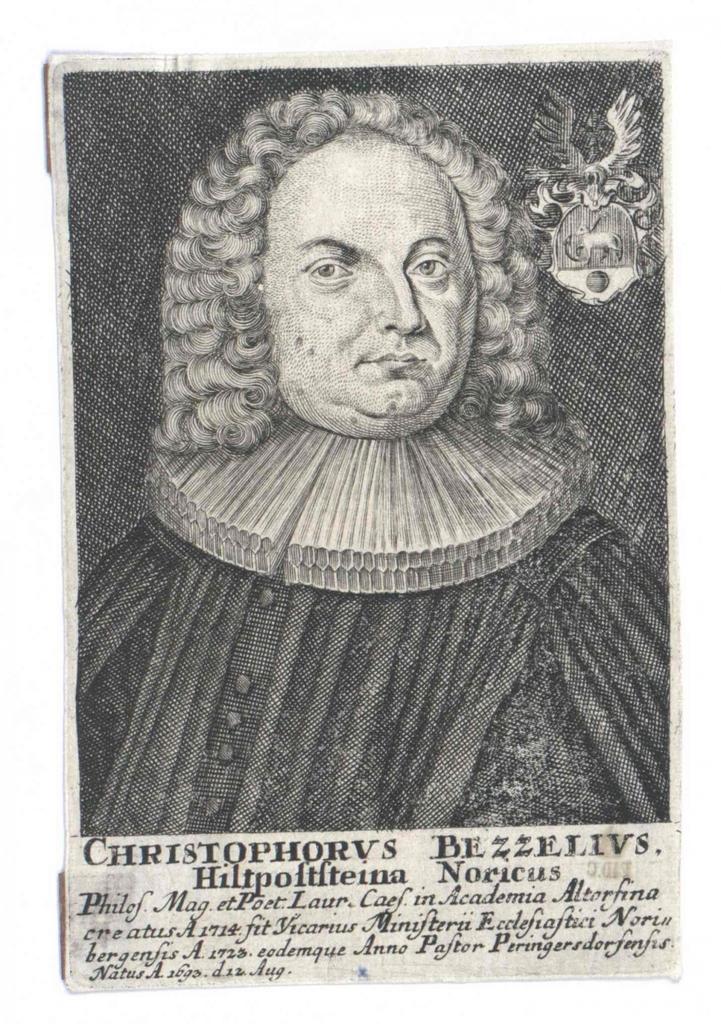 Bezzel, Christoph