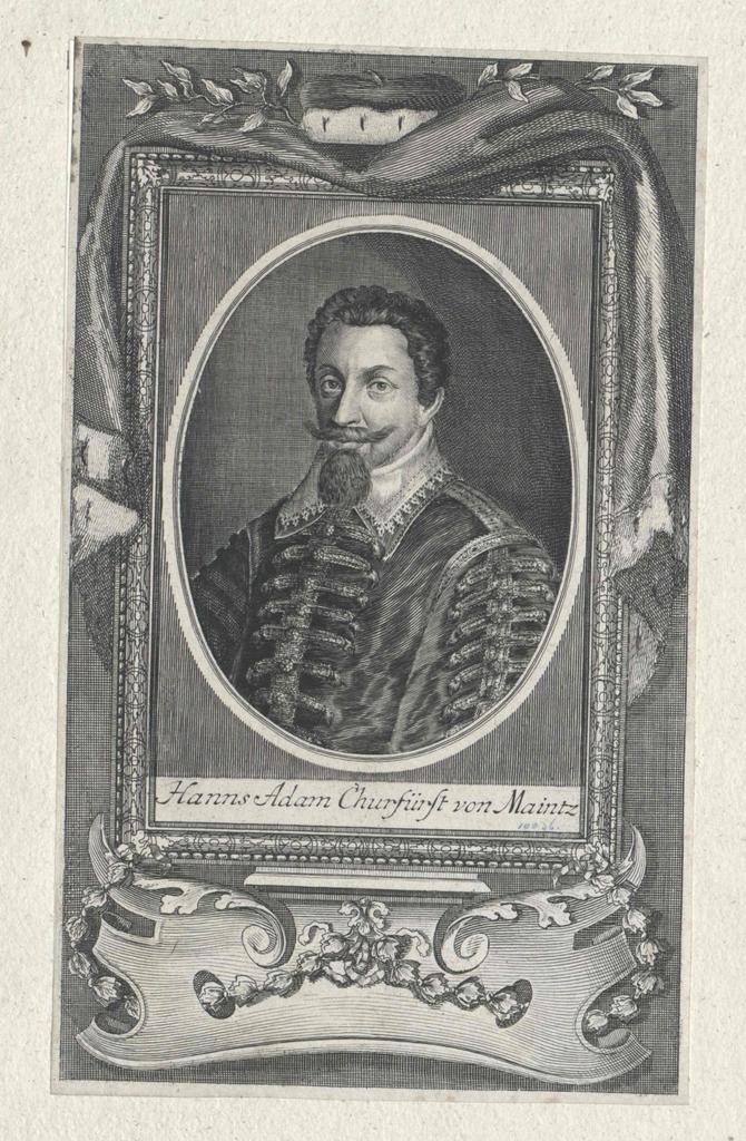 Bicken, Johann Adam von