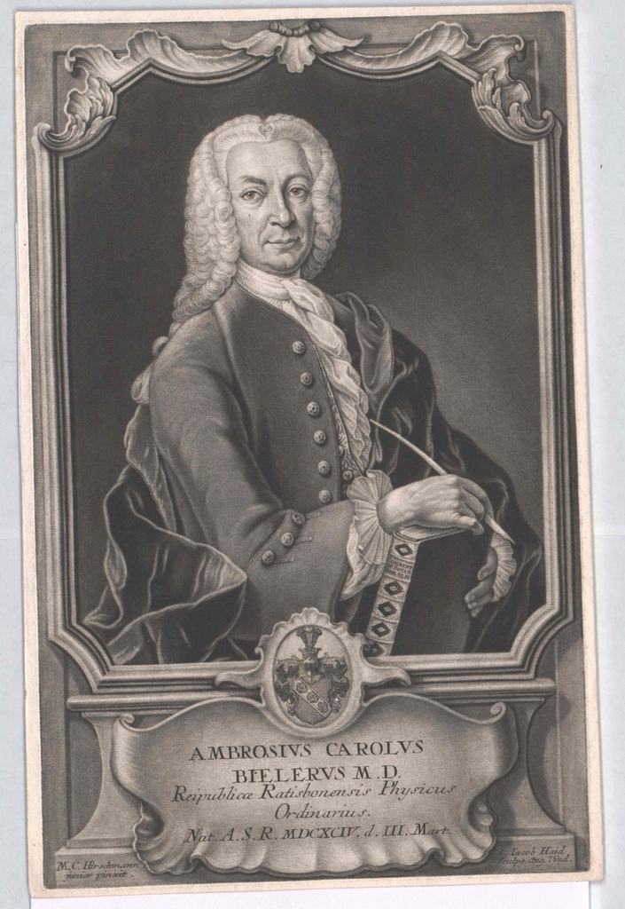 Bieler, Ambrosius Carl