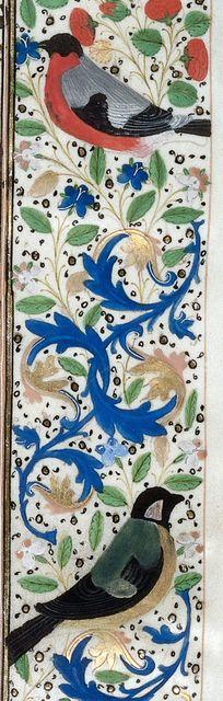 Birds from BL Royal 14 E IV, f. 39