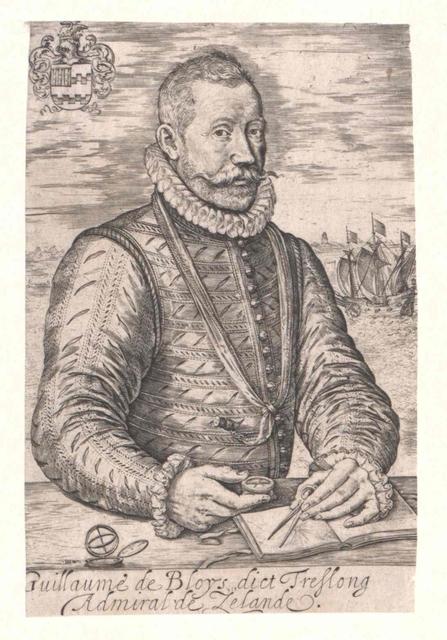 Blois van Treslong, Willem van