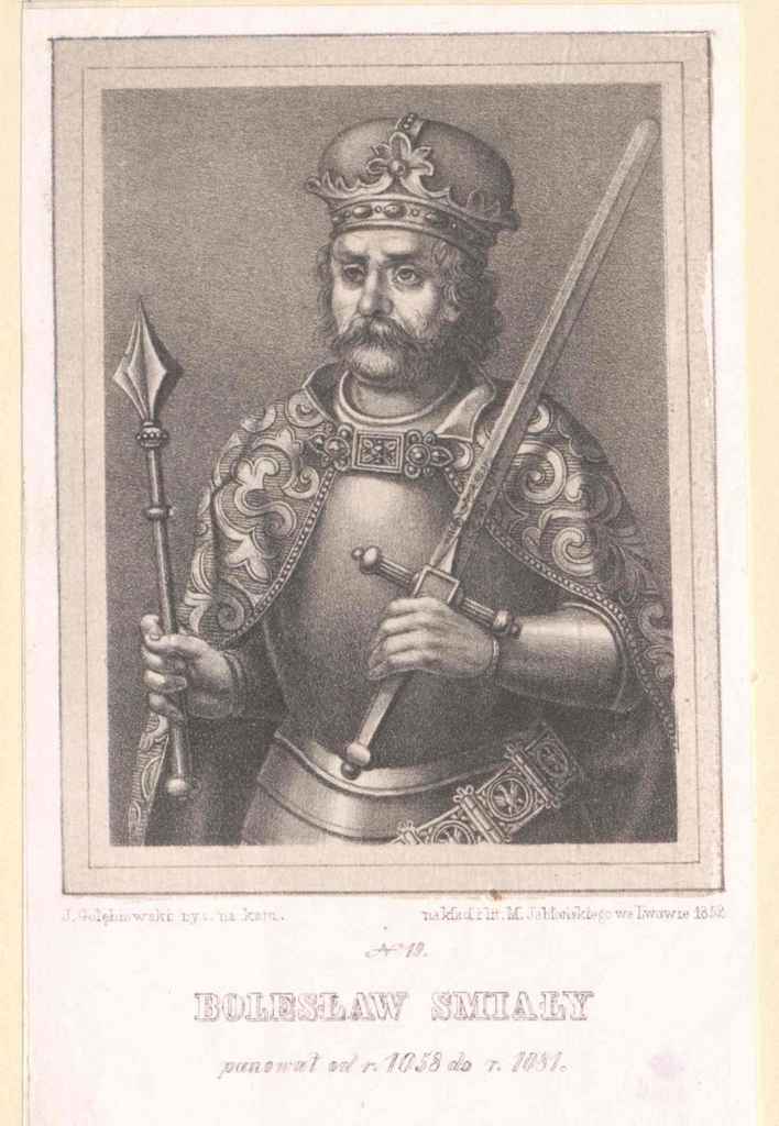 Boleslaw II., König von Polen