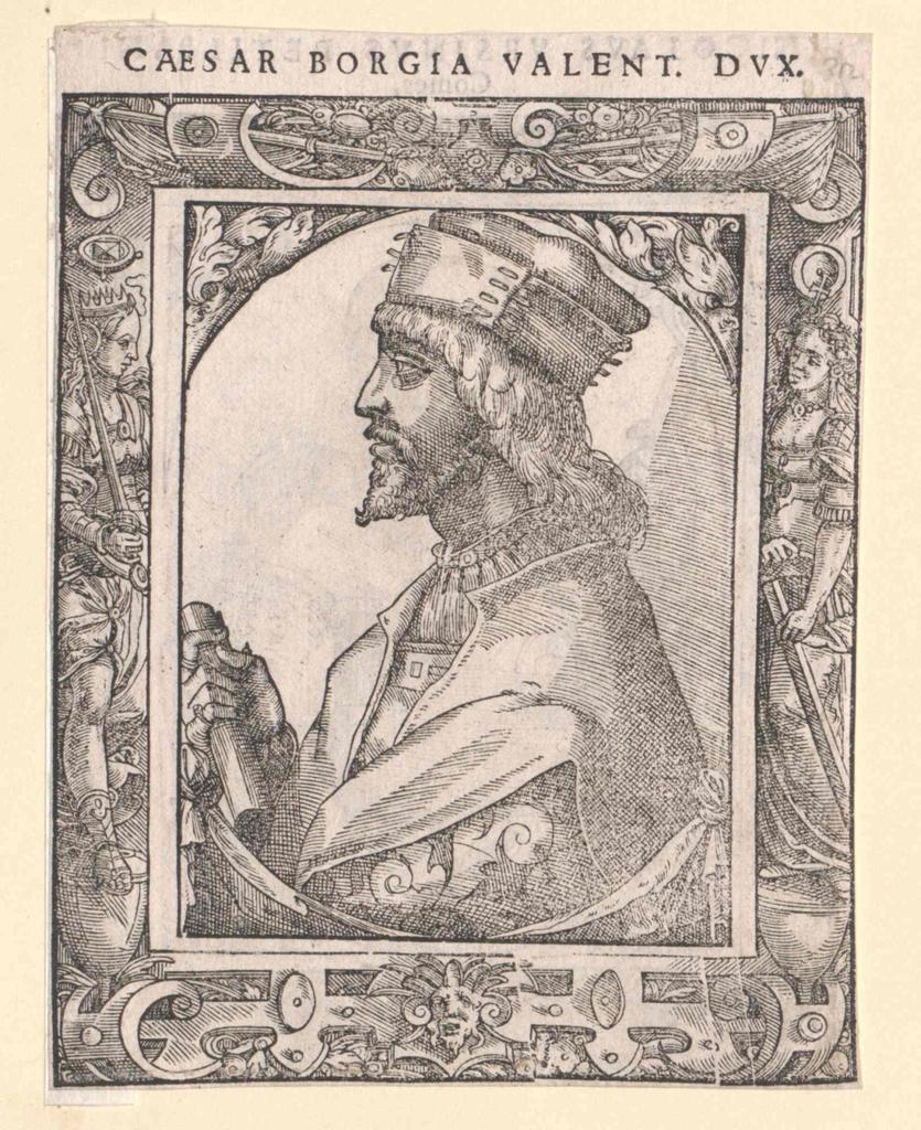 Borgia, Cesare
