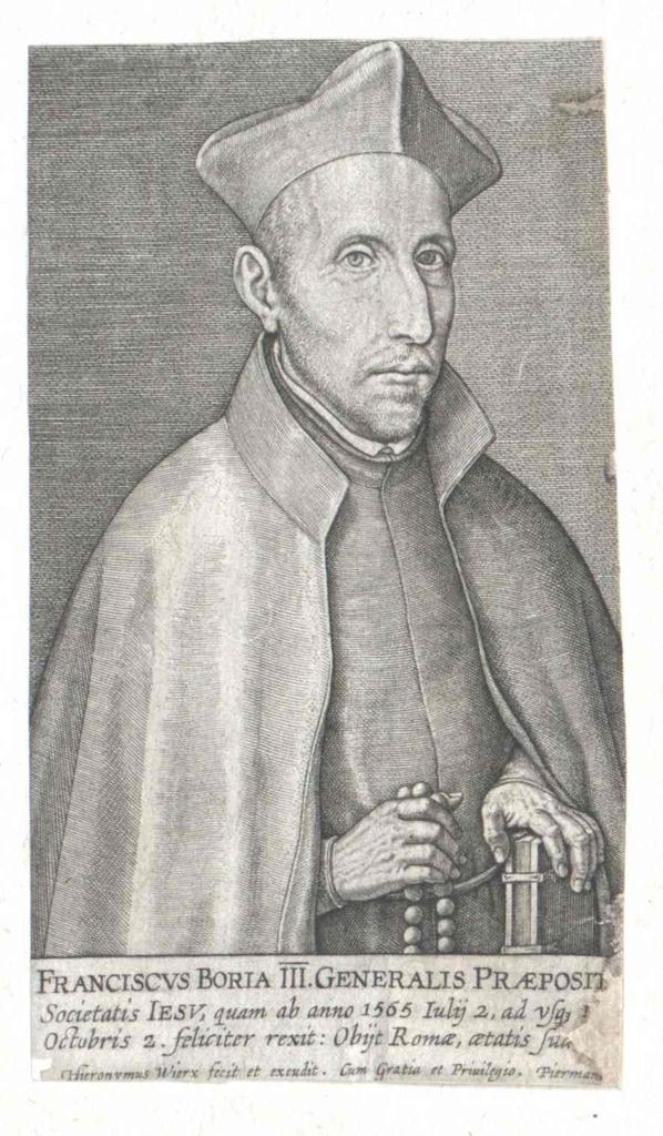 Borgia, Francesco
